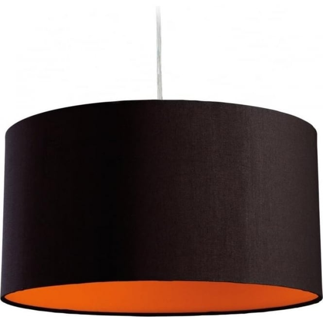 FirstLight 8630BKOR Zeta Ceiling Pendant Black