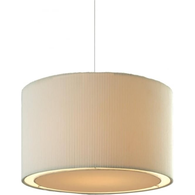 FirstLight 8312CR Emily Easy-Fit Non-Electrical Pendant Cream