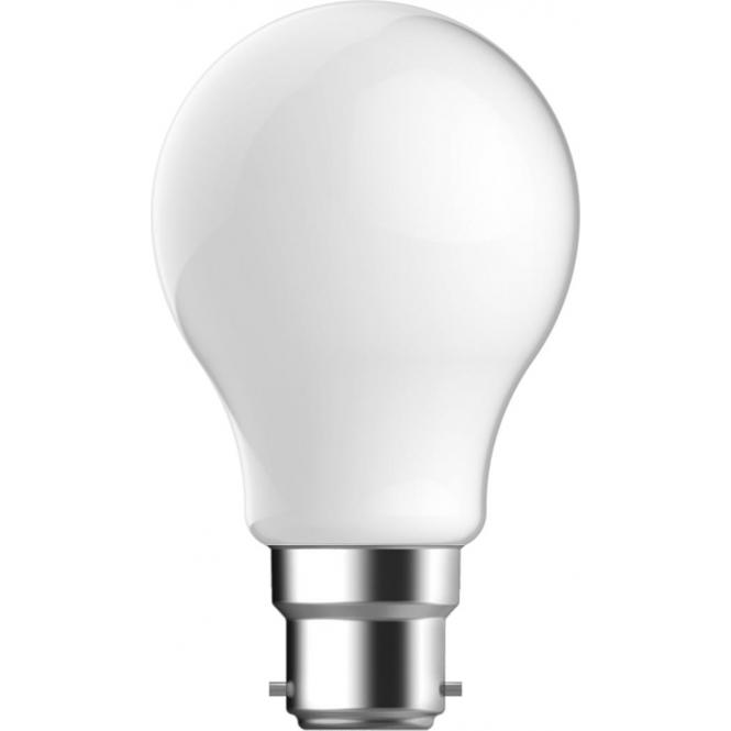 Alfie Lighting 5161.0072.81 Mains BC/B22 Frosted 7.5 Watt LED Bulb
