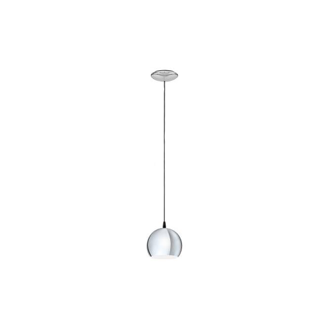 Eglo 95835 Petto LED 1 Light Ceiling Pendant Chrome