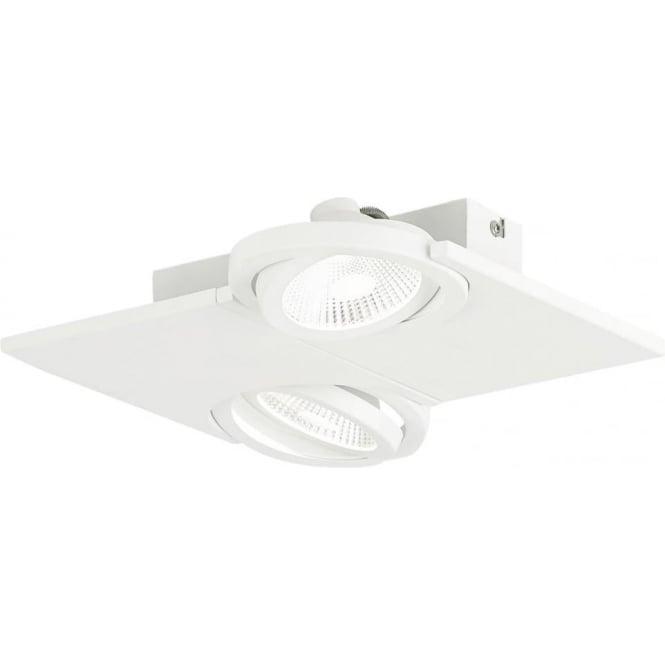 Eglo 39134 Brea 2 Spotlight White IP20