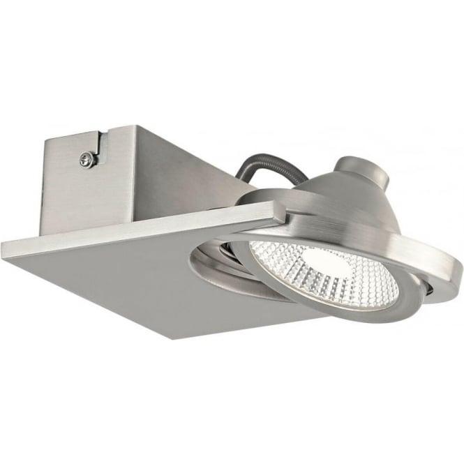 Eglo 39247 Brea 1 Spotlight Satin Nickel IP20
