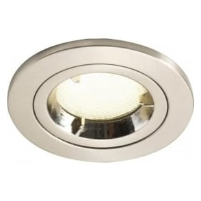 ACE2045/11GU Ace Low Energy Firerated Downlight Satin Chrome