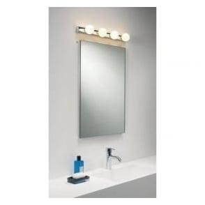 0499 Cabaret 4 IP44 Bathroom Wall Light in Chrome