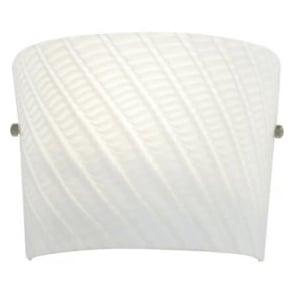 FARINA-1WBWH Farina 1 Light Wall Light White