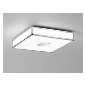 0891 Mashiko 400 4 Light Ceiling Light IP44 Polished Chrome