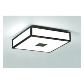 0639 Mashiko 300 2 Light Ceiling Light IP44 Bronze