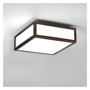 0993 Mashiko 200 1 Light Ceiling Light Bronze