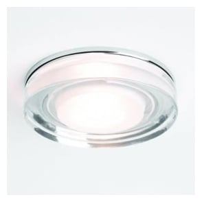 Astro 5518 Vancouver Round 1 Light IP65 Downlight Polished Chrome