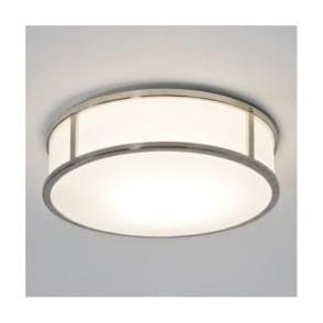 7077 Mashiko Round 300 1 Light Ceiling Light IP44 Polished Chrome