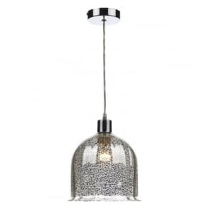 CEM6532 Cembalo Non Electric Pendant Antique Silver