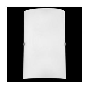 85979 Troy3 1 light Wall Light Satin Nickel