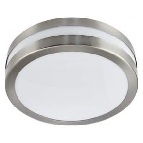 2641-28 Outdoor Flush Ceiling Light Stainless Steel IP44