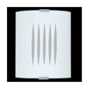 83132 Grafik 1 Light Wall Light Satinated Glass