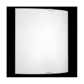 84026 Grafik 1 Light Wall Light Satinated Glass