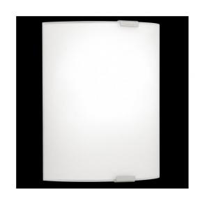 84028 Grafik 1 Light Wall Light Satinated Glass