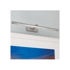 0875 Goya 760 LED 1 Light Picture Light Brushed Nickel