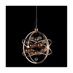 MUNI-CO Muni LED Ceiling Pendant Copper
