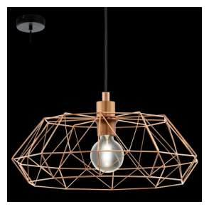 49488 Carlton2 1 Light Ceiling Pendant Copper