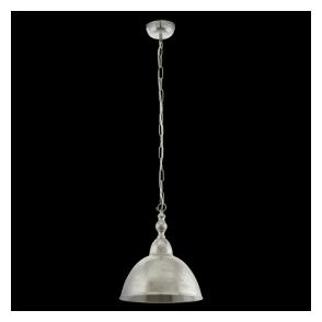 49178 Easington 1 Light Ceiling Pendant Chrome