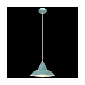49244 Auckland 1 Light Ceiling Pendant Mint
