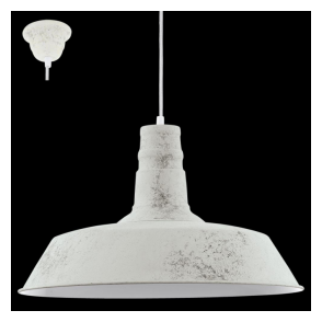 49398 Somerton1 1 Light Ceiling Pendant Limed White