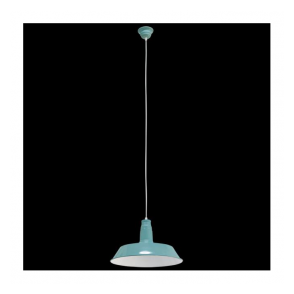 49253 Somerton1 1 Light Ceiling Pendant Mint
