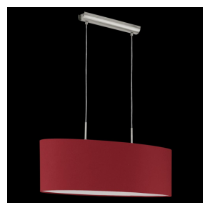 94903 Pasteri 2 Light Pendant Marsala
