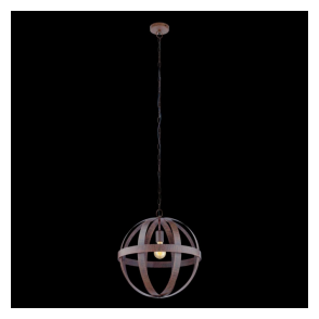 49476 Westbury 1 Light Ceiling Pendant Rustic