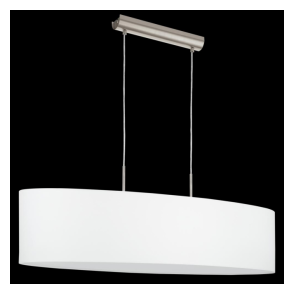 31584 Pasteri 2 Light Pendant White