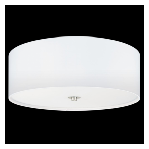 94918 Pasteri 3 Light Ceiling Light White
