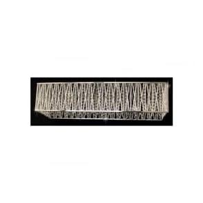 CFH310221/08/CH Melenki 8 Light Crystal Ceiling Pendant Polished Chrome