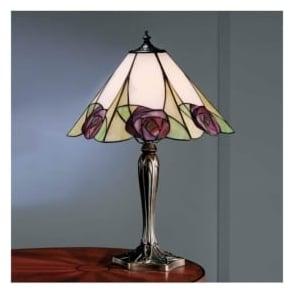 64184 Ingram 1 Light Tiffany Table Lamp
