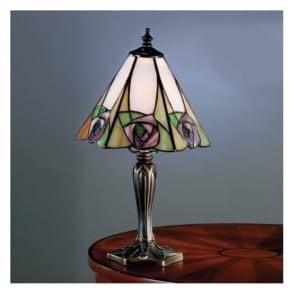 64185 Ingram 1 Light Tiffany Table Lamp