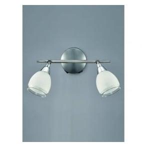 SPOT8962 Lutina 2 Light Switched Spotlight Chrome