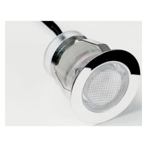 Alfie Lighting AL-41145 Kios IP44 30mm Walkover Plinth lights Cool White