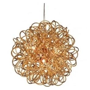 Firstlight 3476CP Stella Ceiling Pendant Copper
