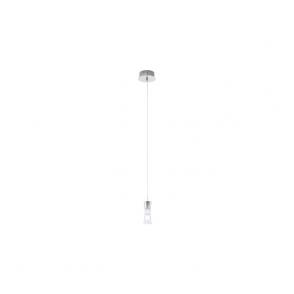 Eglo 94478 Pancento 1 Light Ceiling Light Polished Chrome