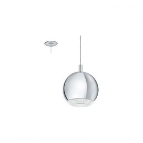 Eglo 95911 Conessa 1 Light Ceiling Light Polished Chrome