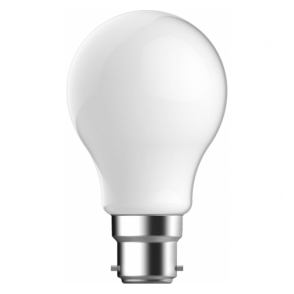 Alfie Lighting 5161.0072.81 Mains BC/B22 Frosted 7.5 Watt LED Bulb