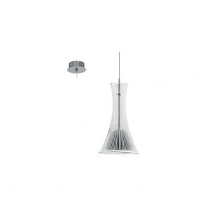 Eglo Musero 93791 1 Light Ceiling Pendant Satin Nickel
