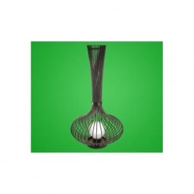 89173 Lorena outdoor floor lamp antique brown finish IP54 rated