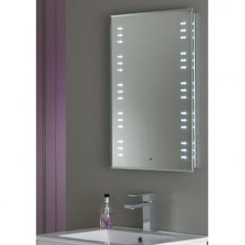 EL-KASTOS LED Switched Bathroom Mirror IP44