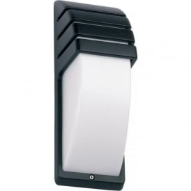 EL-YG-7010 Keep 2 Light Outdoor Wall Light Black IP44