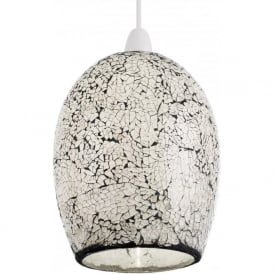NE-WINDSOR-WH Windosr Non-Electric Pendant White