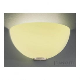 WB060/942 WB060EL/942 Vetross 1 Light Wall Light White/Lime