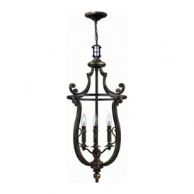 Hinkley HK/PLYMOUTH4/P Plymouth 4 Light Ceiling Light Olde Bronze