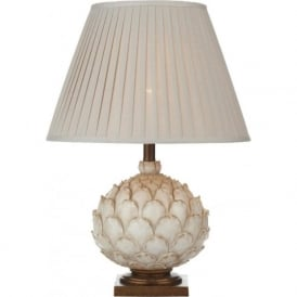 LAY4233/X Layer 1 Light Table Lamp Cream