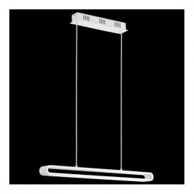 93006 Perilo LED Pendant White