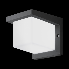 95097 Desella1 LED Outdoor Wall Light Anthracite IP44